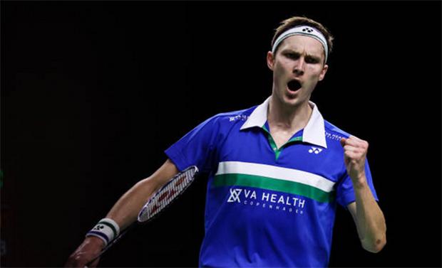 Viktor Axelsen moves up BWF rankings. (photo: Shi Tang/Getty Images)