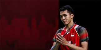 Jonatan Christie needs more training in finding his rhythm. (photo: Shi Tang/Getty Images)