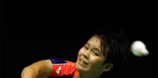 Goh Jin Wei loses in Orleans Masters quarter-finals. (photo: AFP)
