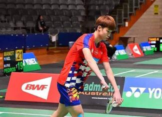Ng Tze Yong advances to the Polish Open final. (photo: BAM)
