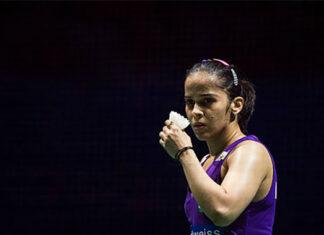 Saina Nehwal loses in the 2021 Orleans Masters semi-finals. (photo: AFP)