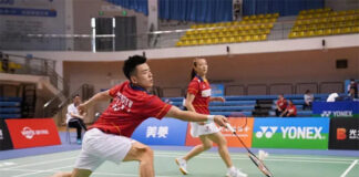 Zheng Siwei/Huang Yaqiong are the most consistent players at the China Badminton Internal Competition. (photo: China Badminton)