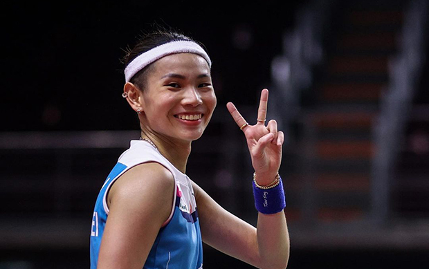 Tai Tzu Ying is at No. 1 in BWF rankings. (photo: Tai Tzu Ying's Instagram)