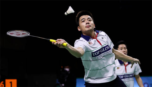 Goh V Shem/Tan Wee Kiong enter the Swiss Open second round. (photo: Shi Tang/Getty Images)