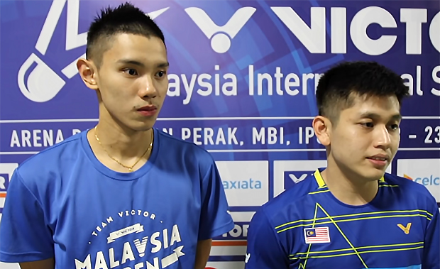 Low Hang Yee/Ng Eng Cheong advance to Swiss Open quarter-finals. (photo: BAM)