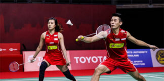 Chan Peng Soon/Goh Liu Ying make Swiss Open quarter-finals. (photo: Shi Tang/Getty Images)