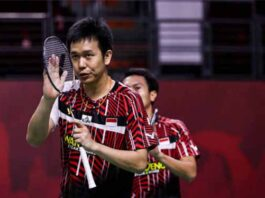 The Tokyo Olympics could be the last Olympics for Hendra Setiawan. (photo: AFP)