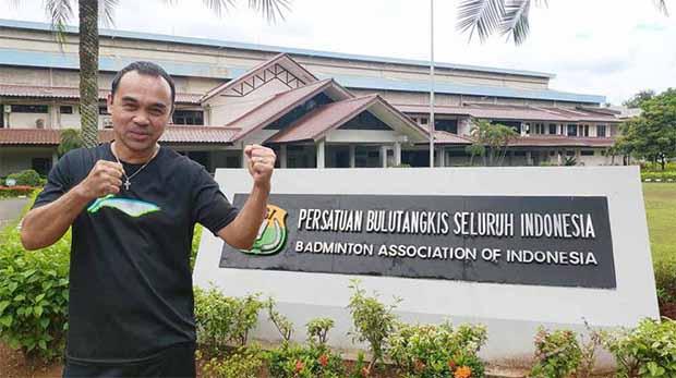 Rionny Mainaky is optimistic about the Olympic qualifications of Hafiz Faizal/Gloria Emanuelle Widjaja. (photo: PBSI)