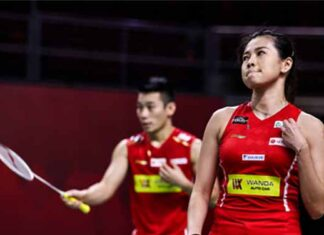 Chan Peng Soon/Goh Liu Ying support the decision to postpone the India Open. (photo: Shi Tang/Getty Images)