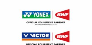 YONEX and VICTOR named equipment partners of BWF. (photo: BWF)