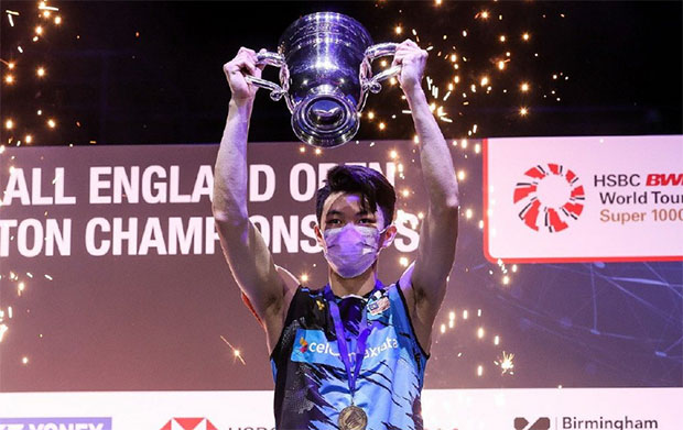 Hope Lee Zii Jia can continue to keep his hunger for victory and drive for more success after all these incentives. (photo: AFP)
