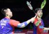 Aaron Chia/Soh Wooi Yik hope to improve their Race to Tokyo rankings. (photo: BWF)