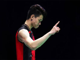 Lee Zii Jia heads straight into Tokyo Olympics after the cancellation of the 2021 Singapore Open. (photo: Naomi Baker/Getty Images)
