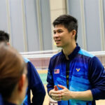 Wong Choong Hann was not worried about the lack of tournaments before the Tokyo Olympics. (photo: BWF)