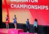 Carolina Marin creates history with 5th straight European titles. (photo: Sport Desk/EFE)