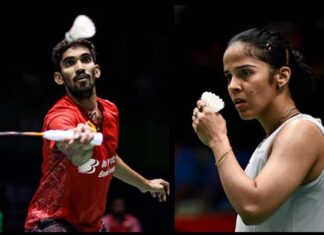 BAI exploring ways to send Kidambi Srikanth, Saina Nehwal, and other Indian shuttlers to Malaysia and Singapore Open. (photo: AFP)