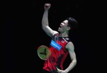 Lee Zii Jia hopes to do well at Malaysia and Singapore Open. (photo: Naomi Baker/Getty Images)
