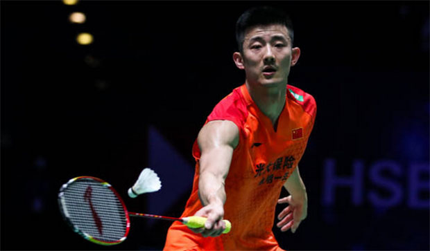 Chen Long becomes the only defending champion playing in Tokyo Olympics. (photo: Shi Tang/Getty Images)
