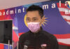 Lee Chong Wei is simply a leader both on and off the badminton court. (photo: BAM)