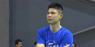 Wong Choong Hann: BAM to send young shuttlers to Sudirman Cup, Thomas Cup, and Uber Cup Finals. (photo: Astro)