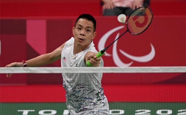 Cheah Liek Hou makes the 2020 Paralympic Games semi-finals. (photo: Bernama)