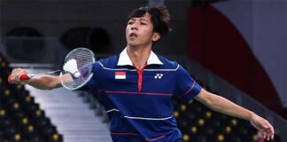 Dheva Anrimusthi to play teammate Suryo Nugroho in the 2020 Tokyo Paralympics semi-finals. (photo: Reuters)