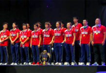 Congratulations to China for winning its 12th Sudirman Cup title in Vantaa, Finland on Sunday.