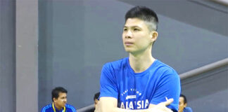 Wong Choong Hann believes Malaysia could spring the Uber Cup surprise.(photo: Astro)